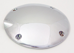 Four-Hole Derby Cover for Harley Sportsters (Plain)