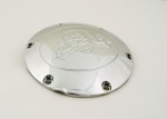 Six-Hole Derby Cover for Harley Sportsters (Skull)