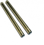 Gold Titanium Plated 41mm Fork Tubes Fits 84-96