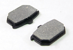Disc Brake Pads fits Harley 1982-87 (Rear)