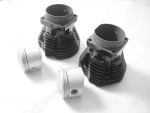 Replacement Cylinder Kit for Harley Shovelheads: 3-1/2""