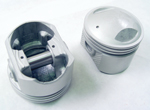 Piston Set for Shovelhead 3-5/8""