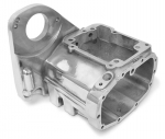 Transmission Case for Harley FXST Polished
