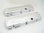 Steel Valve Covers for Big Block Chevy 1965-up Short