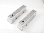 Aluminum Valve Covers for Small Block Chevy 1958-86 Tall