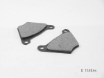 Banana Disc Brake Pads
