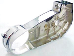 Inner Primary Cover Polished for Harley Davidson FL 1970-1984