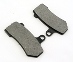 Disc Brake Pads fits Harley Roadking 2008-up